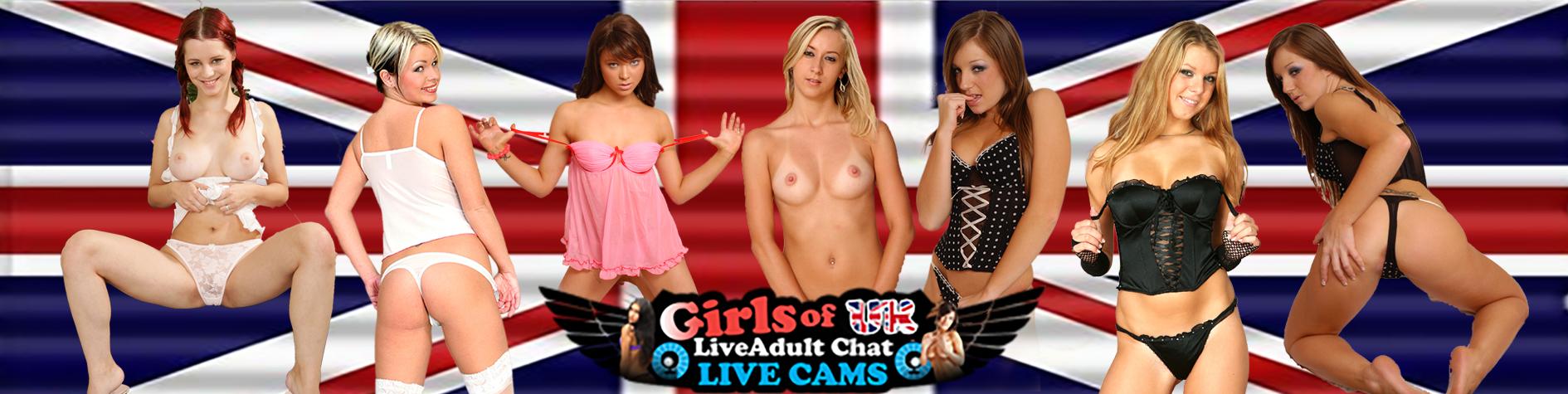 Girls Of UK Webcam Girls